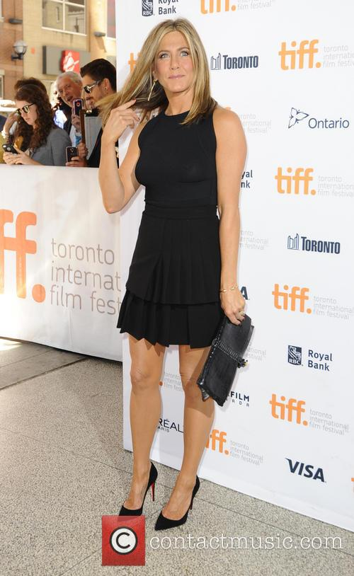 2014 Toronto International Film Festival - 'Cake' -...