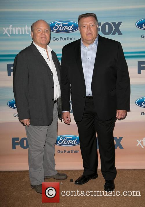 Dirk Blocker and Joel Mckinnon Miller