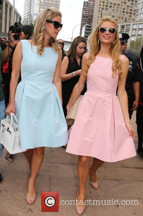 Paris Hilton and Nicky Hilton 8