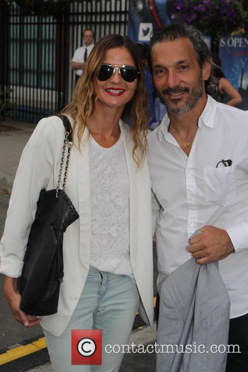 Jill Hennessy and Husband Paolo Mastropieto 2