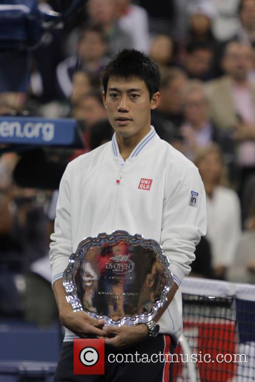 Tennis and Kei Nishikori 5