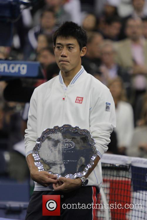 Tennis and Kei Nishikori 8