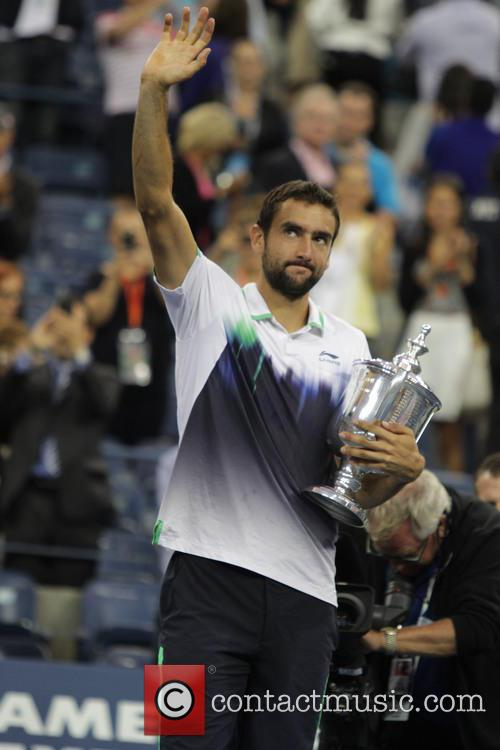 Tennis and Marin Cilic 6