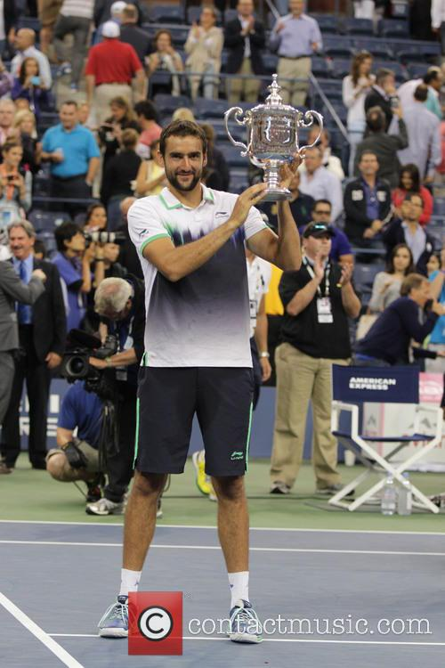 2014 Tennis U.S. Open - Men's Final -...