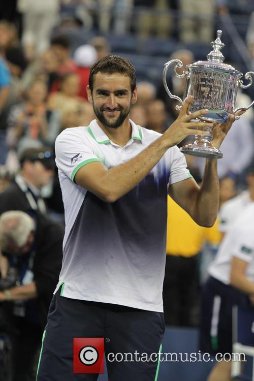 Tennis and Marin Cilic 9