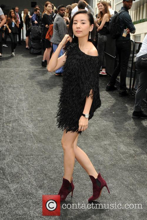 NYFW Spring 2015 - Celebrity Sightings