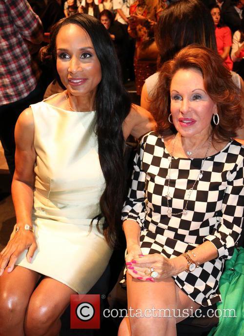 Beverly Johnson and Nikki Haskell 2