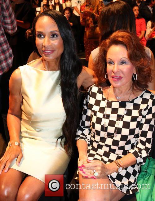 Beverly Johnson and Nikki Haskell 1
