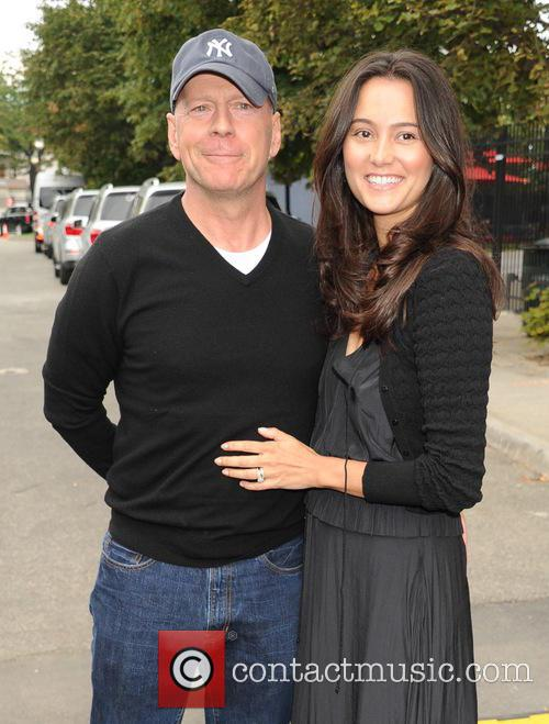 Bruce Willis and Emma Heming 6