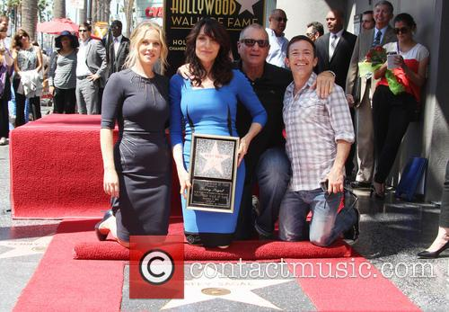 Christina Applegate, Ed O'neill, Katey Sagal and David Faustino 8