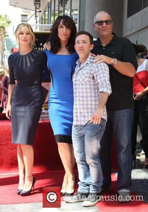 Christina Applegate, Katey Sagal, David Faustino and Ed O'neill 2