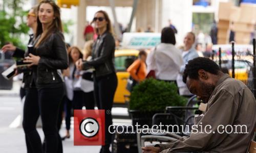 Mercedes-benz New York Fashion, Week Spring and Street 2