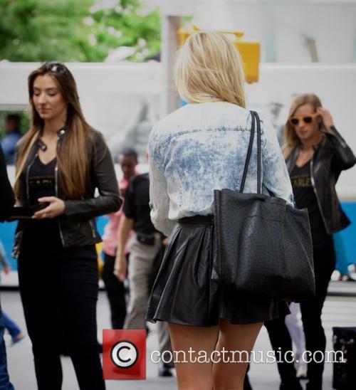Mercedes-benz New York Fashion, Week Spring and Street 1