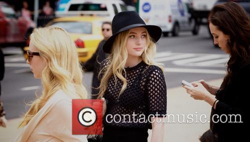 Mercedes-benz New York Fashion, Week Spring and Street 5