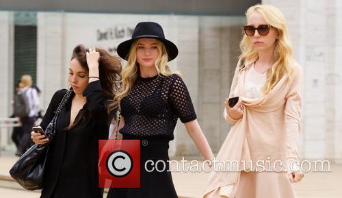 Mercedes-benz New York Fashion, Week Spring and Street 9