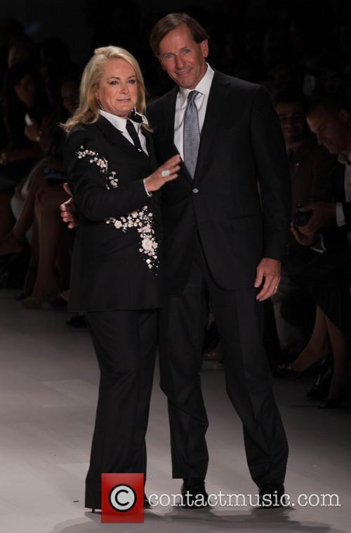 Pamela Roland at New York Fashion Week