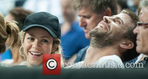 Shakira and Gerard Pique 6