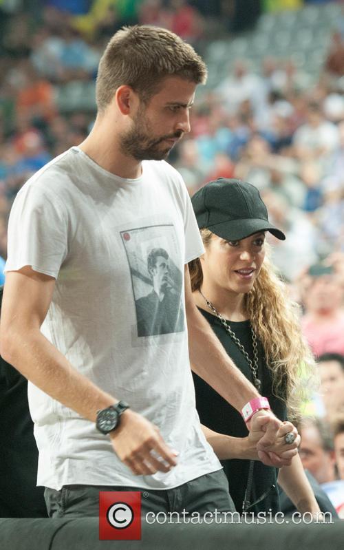 Shakira and Gerard Pique 9