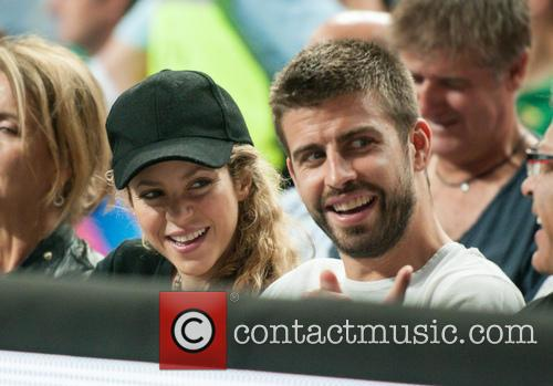 Shakira and Gerard Pique 10