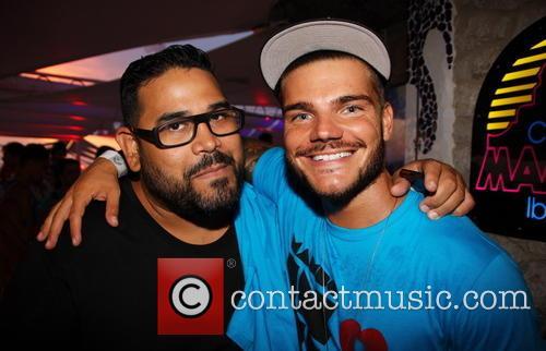 Jr Sanchez and Chris Barrett 1