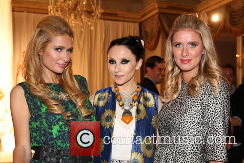 Paris Hilton, Stacey Bendet and Nicky Hilton 6