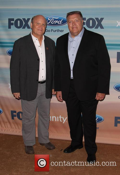Joel Mckinnon Miller and Dirk Blocker