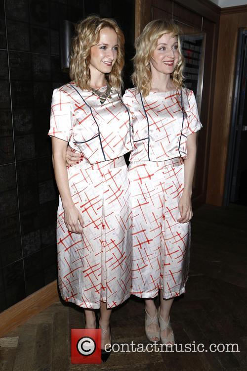 Emily Padgett and Erin Davie 3