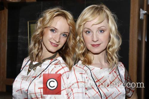 Emily Padgett and Erin Davie 5
