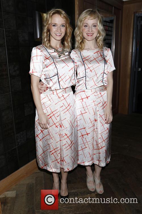 Emily Padgett and Erin Davie 7