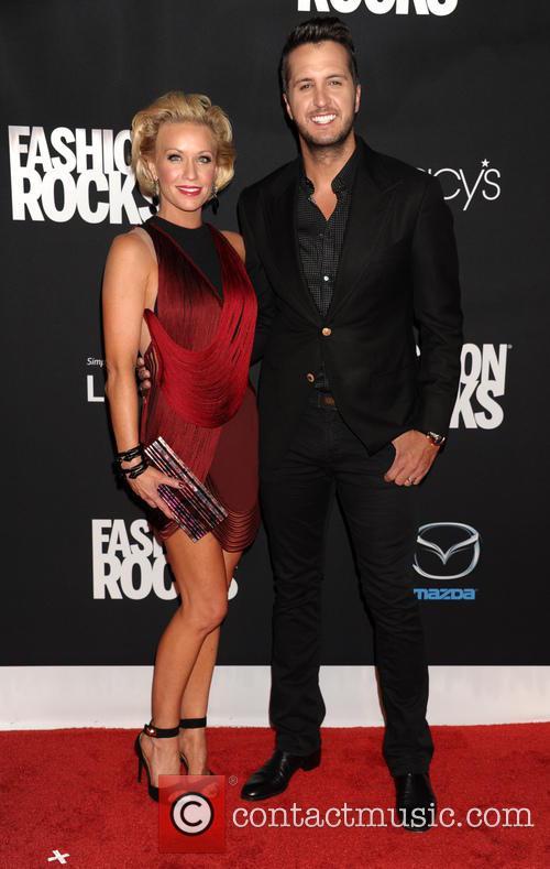 Luke Bryan and Caroline Boyer 6