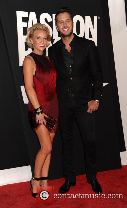 Luke Bryan and Caroline Boyer 7