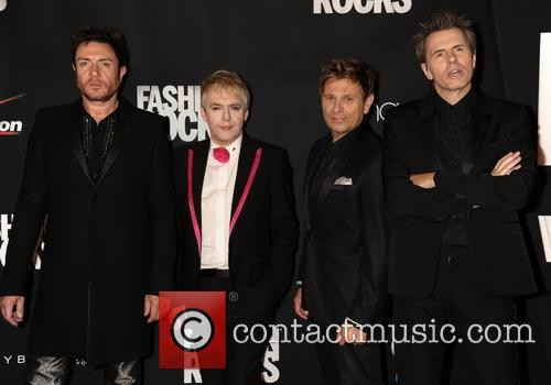 Simon Le Bon, Nick Rhodes, Roger Taylor, John Taylor and Duran Duran