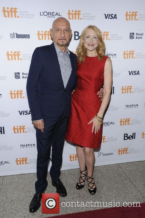 Ben Kingsley and Patricia Clarkson 2
