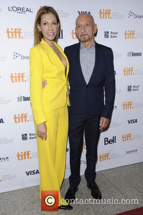 TIFF - 'Learning To Drive' - Premiere