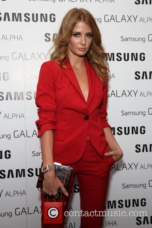 Samsung Galaxy Alpha launch party