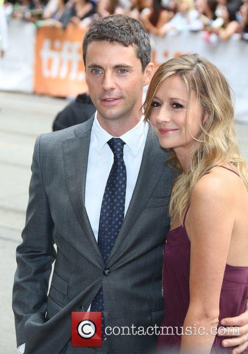 Matthew Goode and Sophie Dymoke 6