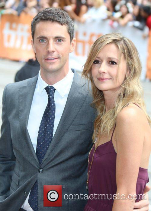 Matthew Goode and Sophie Dymoke 9
