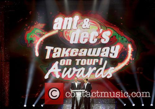 'Ant and Dec's Takeaway on Tour!'