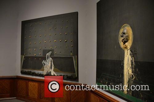 David Lynch visits Pennsylvania Academy of Fine Arts