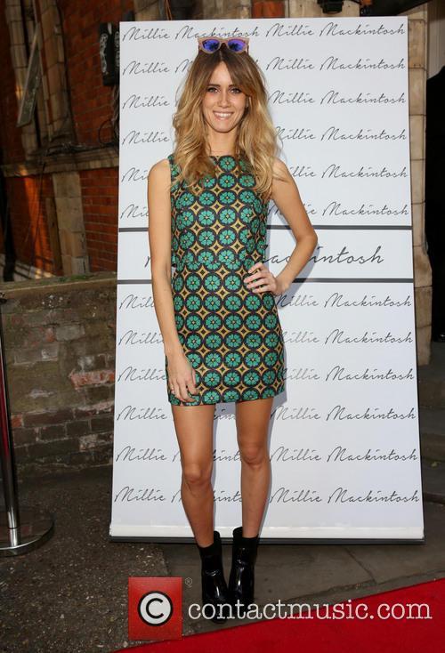 Millie Mackintosh - clothing showcase