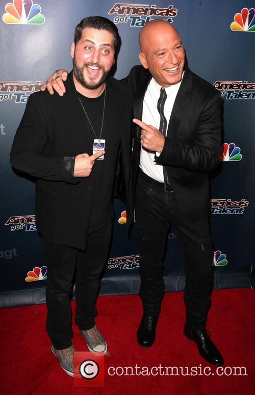 Americas Got Talent, Alex Mandell and Howie Mandell 2