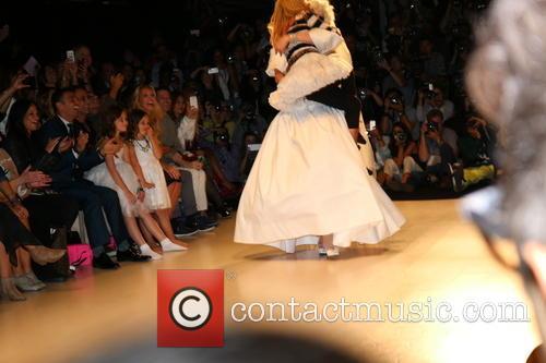 New York Fashion Week Spring 2015 - Betsey...