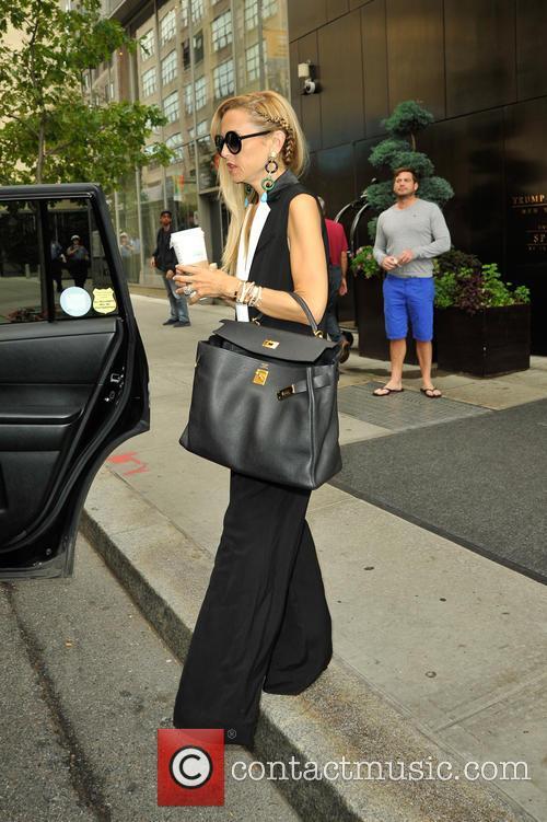 Rachel Zoe out in Manhattan