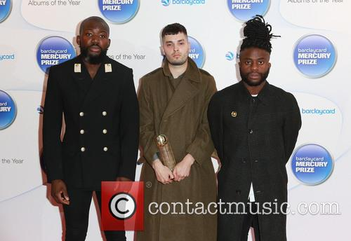 Young Fathers Mercury prize