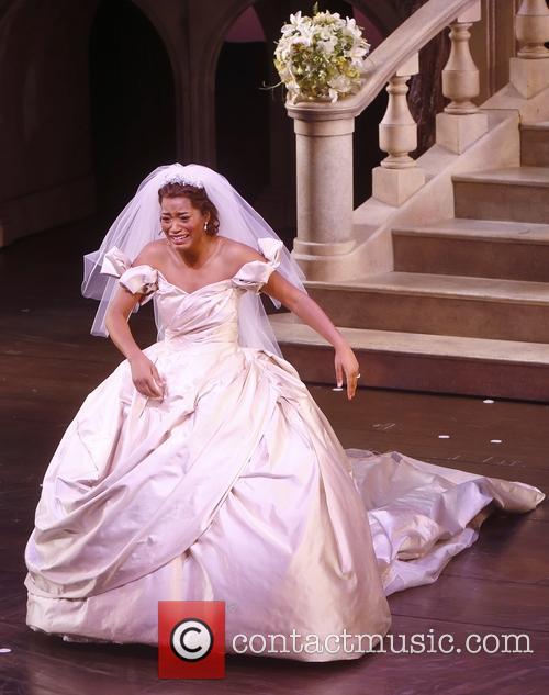 Keke Palmer Sherri Shepherd Cinderella - Curtain Call