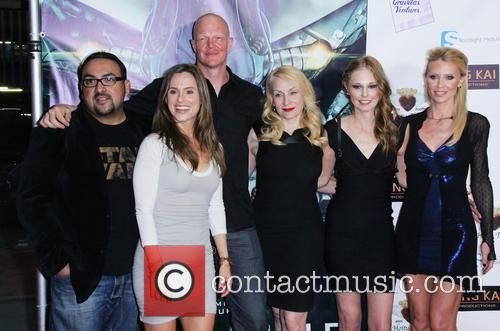 Christian Sesma, Jennifer Cortese, Derek Mears, Jenni Blong, Rochelle Vallese and Tonya Cornelissa 8