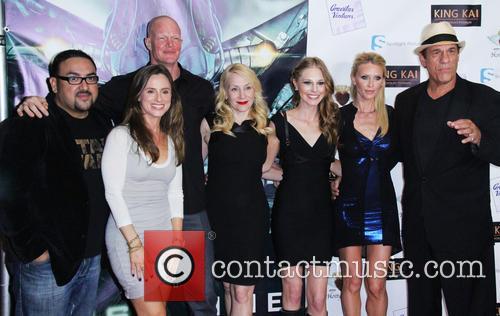Christian Sesma, Jennifer Cortese, Derek Mears, Jenni Blong, Rochelle Vallese, Tonya Cornelissa and Robert Davi 9
