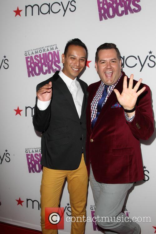 Salvador Camarena and Ross Mathews 1