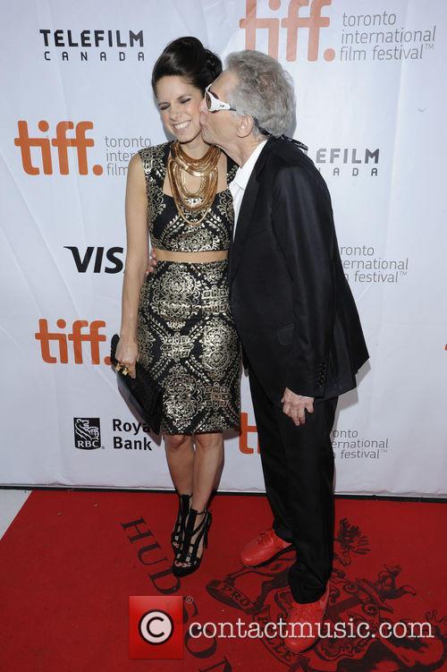 David Cronenberg and Caitlin Cronenberg 1