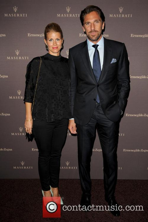 Therese Andersson and Henrik Lundqvist 3